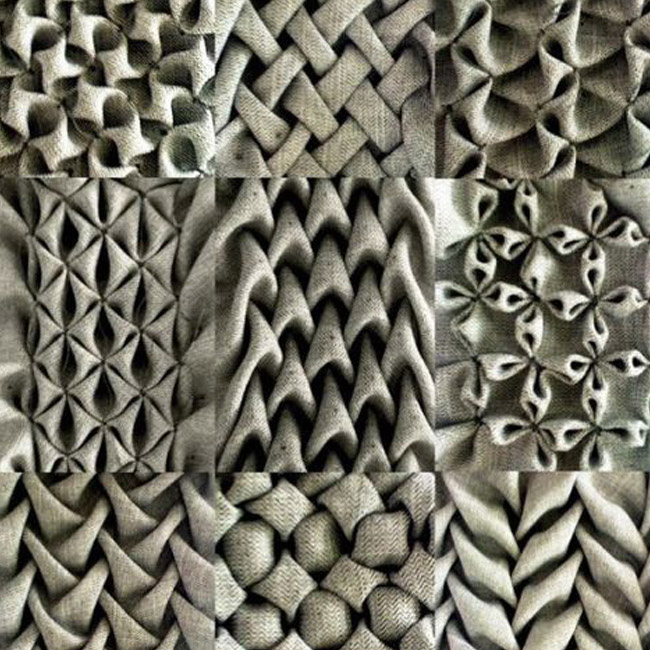 Fabric Manipulation w/ Jonithan Singer