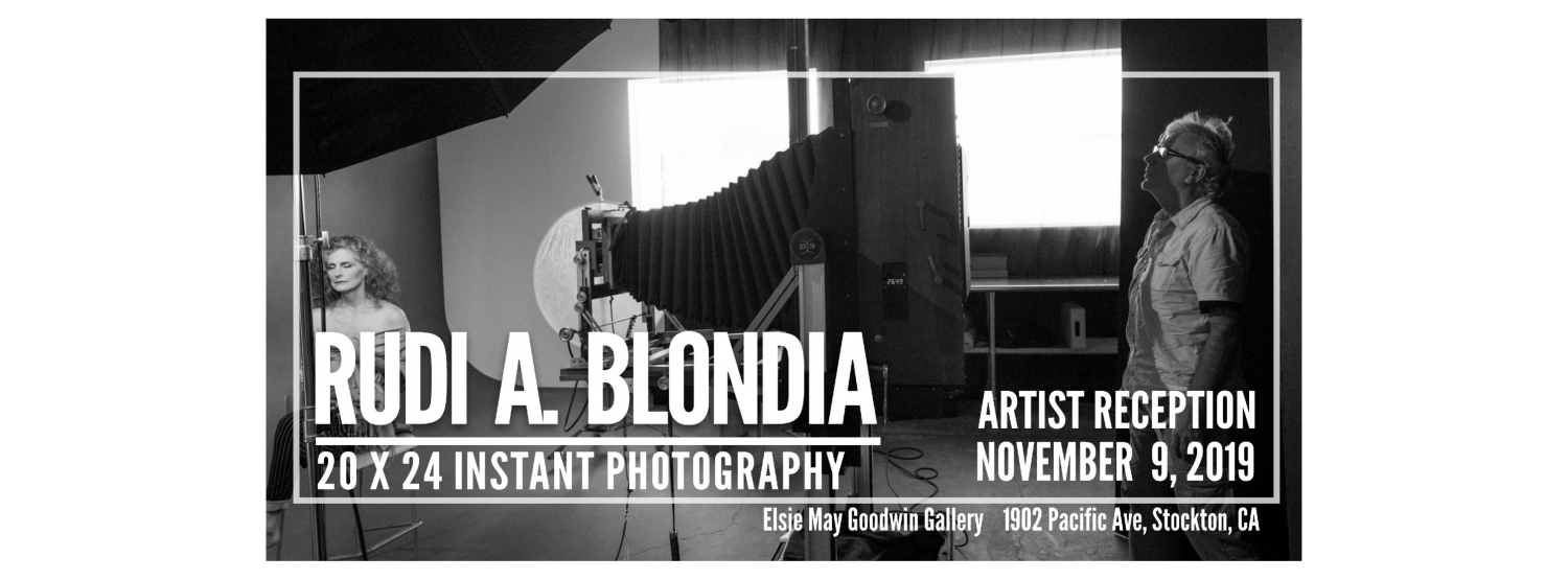 November Artist of the Month Rudi A. Blondia