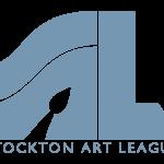 Stockton Art League Logo
