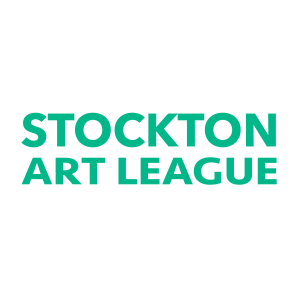 Stockton Art League Logo